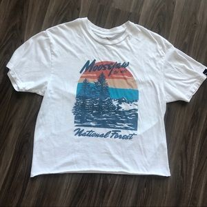 Moosejaw National Forest Graphic Tee Men's M